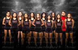 girls CC team 2020