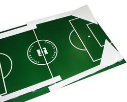 Sada mantinely pro stolní fotbal