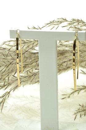 Oorhangers zilver/goldfilled, Jéh, lange haken model Jéh 20356