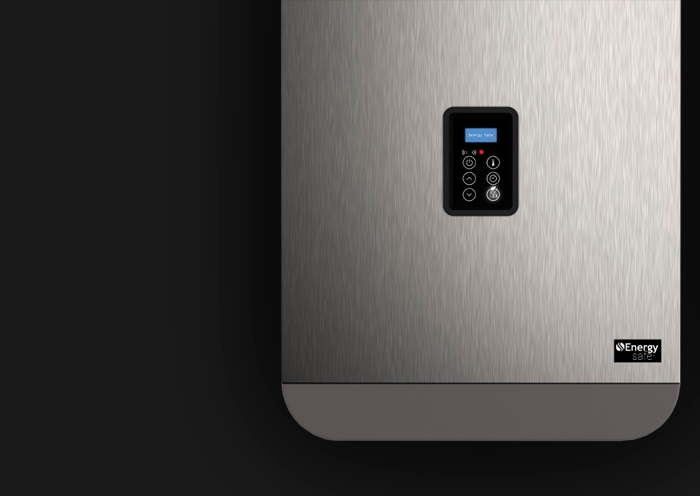 Designing a smart water heater interface