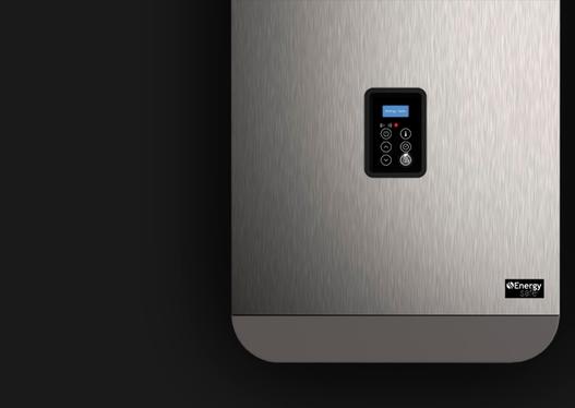 Designing a smart water heater interface