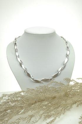 Collier zilver, Breuning, golvend