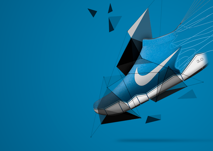 Redesigning the Nike Free Flyknit