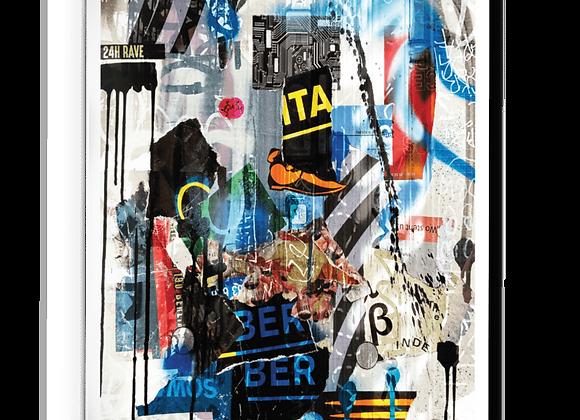 Eurotrash Print: Berlin