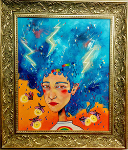 Audra the Rainmaker ~ SOLD