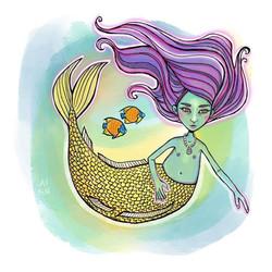 Bardhonieth the Mermaid