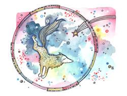 Through the Eye of Hubble