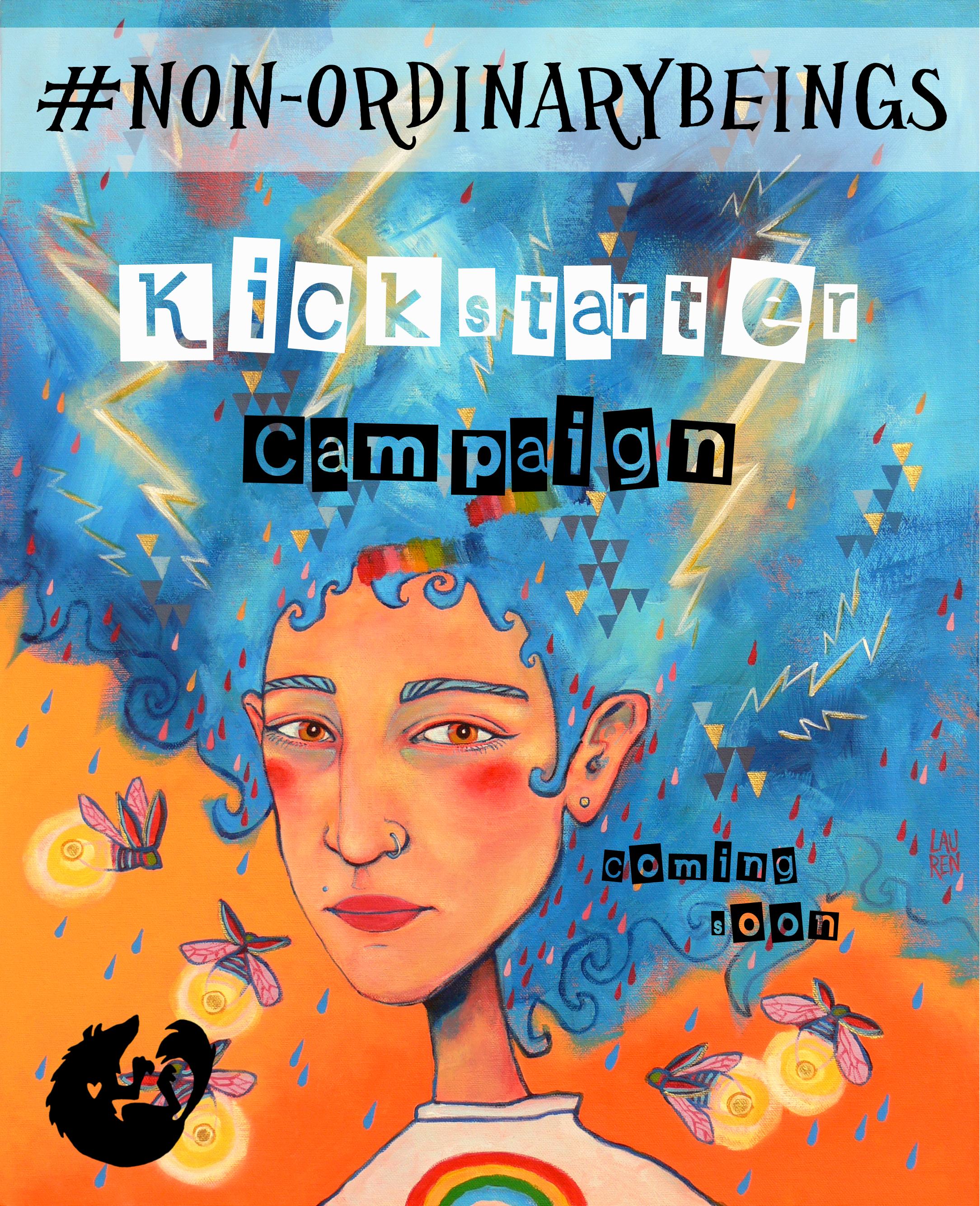 Kickstarter Coming Soon!