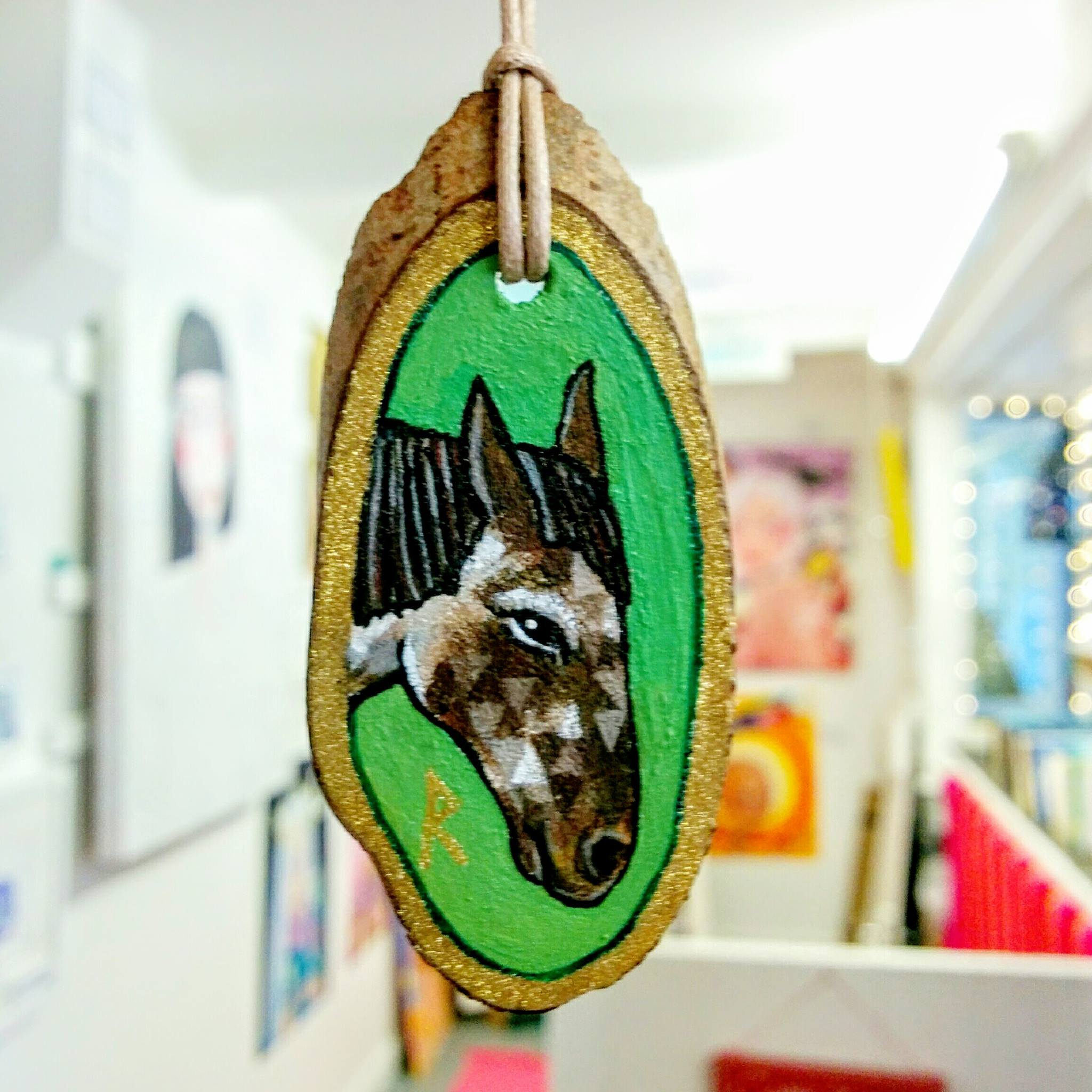 Milo the Horse ~ SOLD