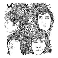 Beatles Revolver Adaptation in B&W