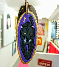 Badu the Panther ~ SOLD