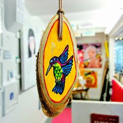 Afrah the Hummingbird ~ SOLD