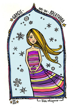 Gracie, Bliss Whisperer (colourway)