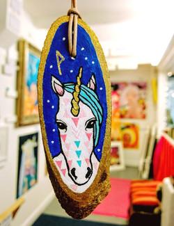 Asha the Unicorn ~ SOLD