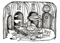 Three Gateways & the Wisdom Room
