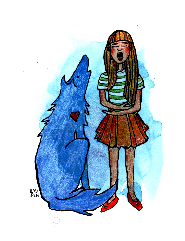 Soul Singing, Wolfy & Harmony