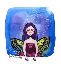 Lyra the Prism Fairy
