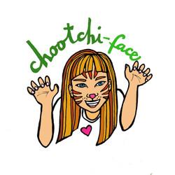 Chootchi-Face Logo Commission