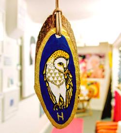 Halphon the Owl ~ SOLD