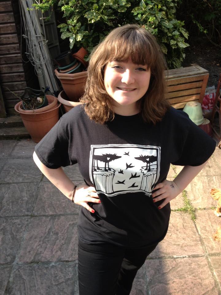 Wolfy T-shirt Design Winner!