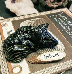 Andvari the Black Wolfy