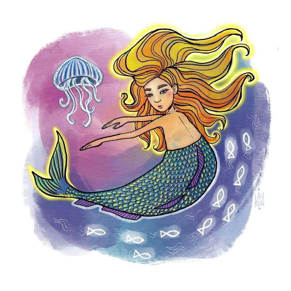 Galari the Mermaid