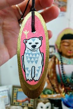 Omar the Polar Bear ~ SOLD