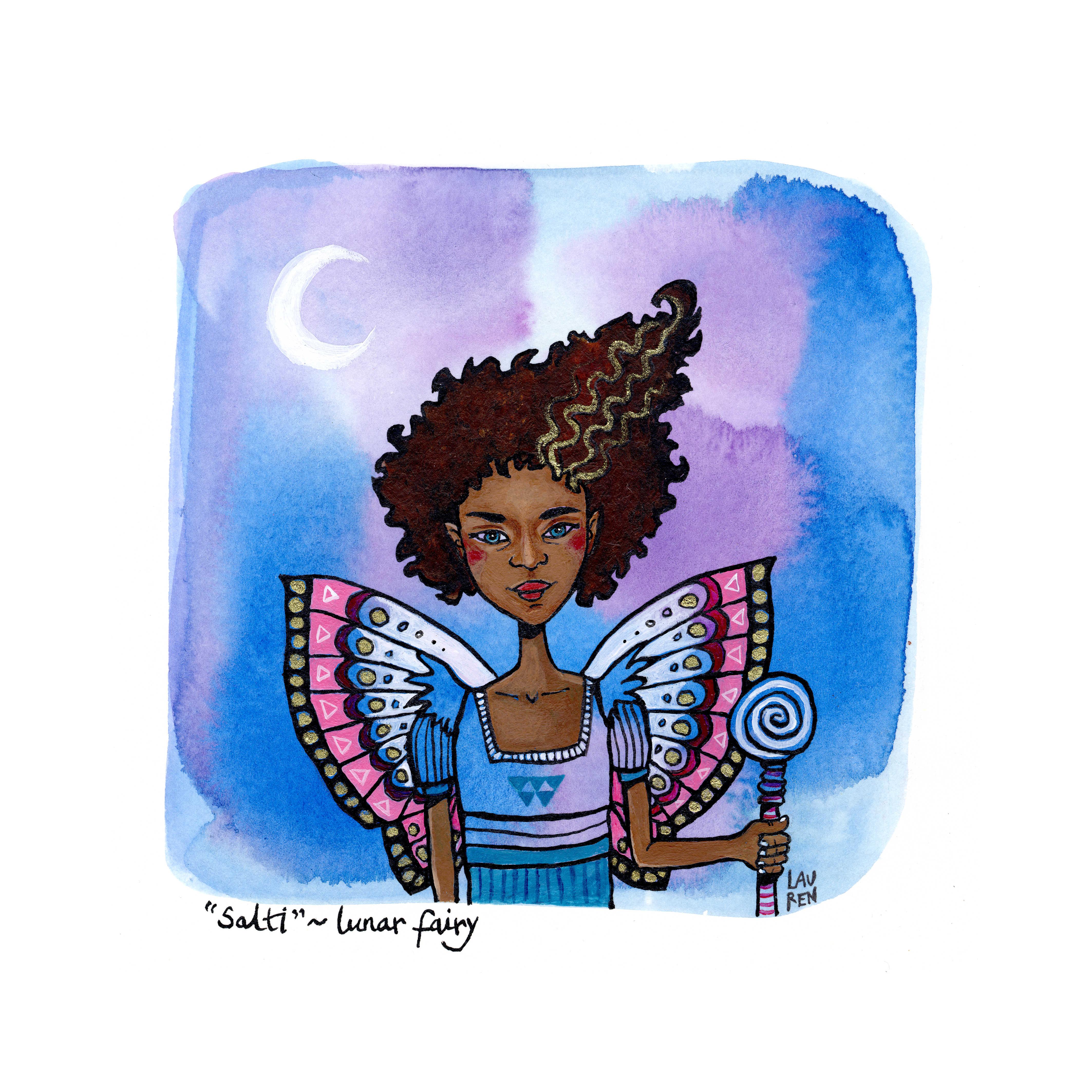 Salti - Lunar Fairy