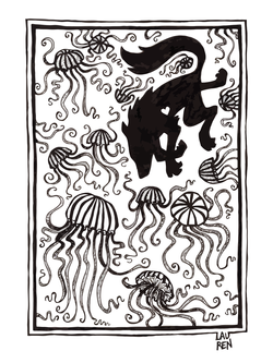 13. Dancing With Jellyfish