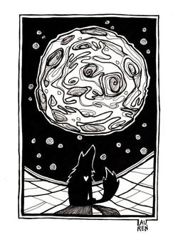 19. Full Moon (Gratitude)