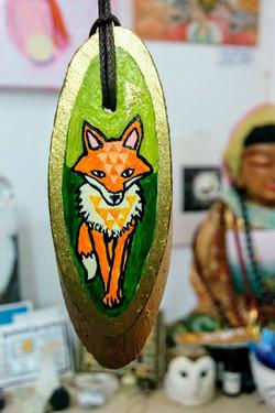 Emmett the Fox ~ SOLD