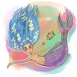Hager-Awel the Mermaid