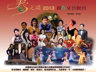《春之颂》2013-欢乐春节 迎新综艺晚会