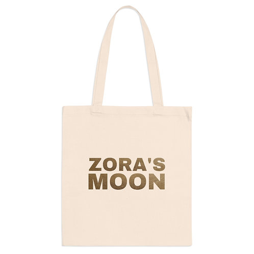 Zora's Moon Tote Bag