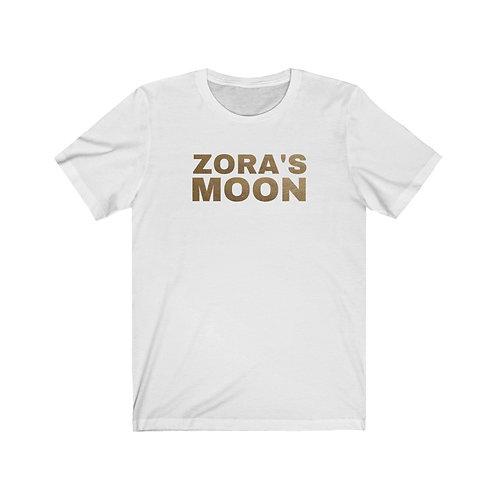Zora's Moon Unisex Jersey Short Sleeve Tee