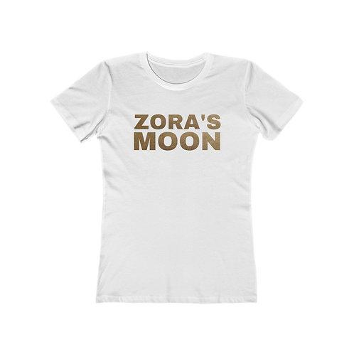 Zora's Moon Women's The Boyfriend Tee