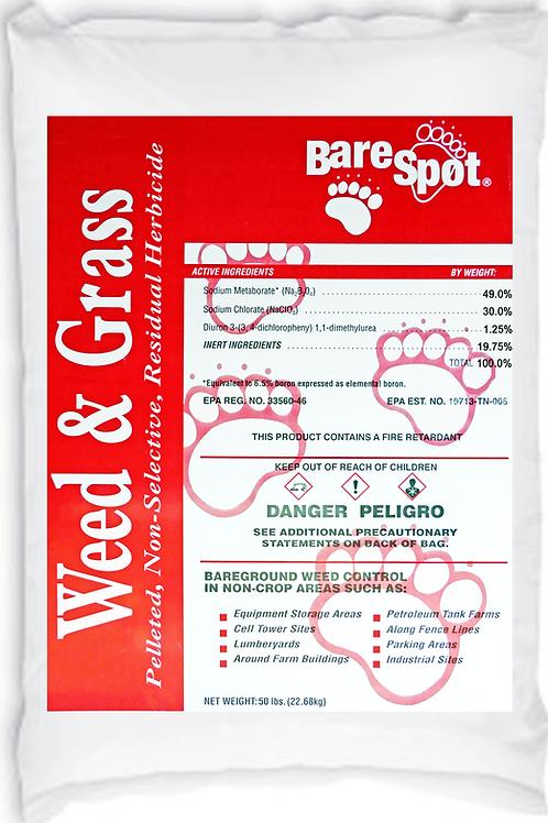 BareSpot W&G, 50 lb.