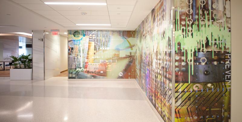 Mural 1, view 1