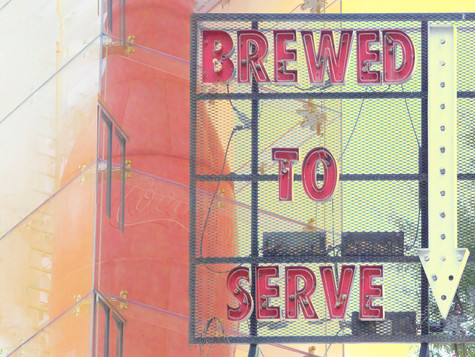 Brewed to Serve