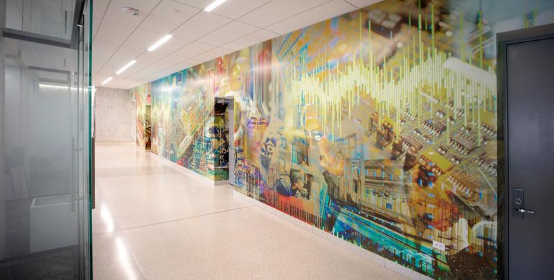 Mural 2, view 4