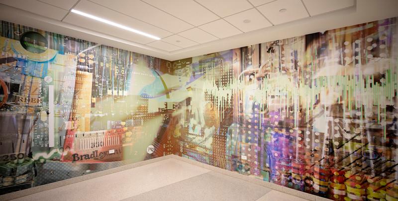 Mural 1, view 2