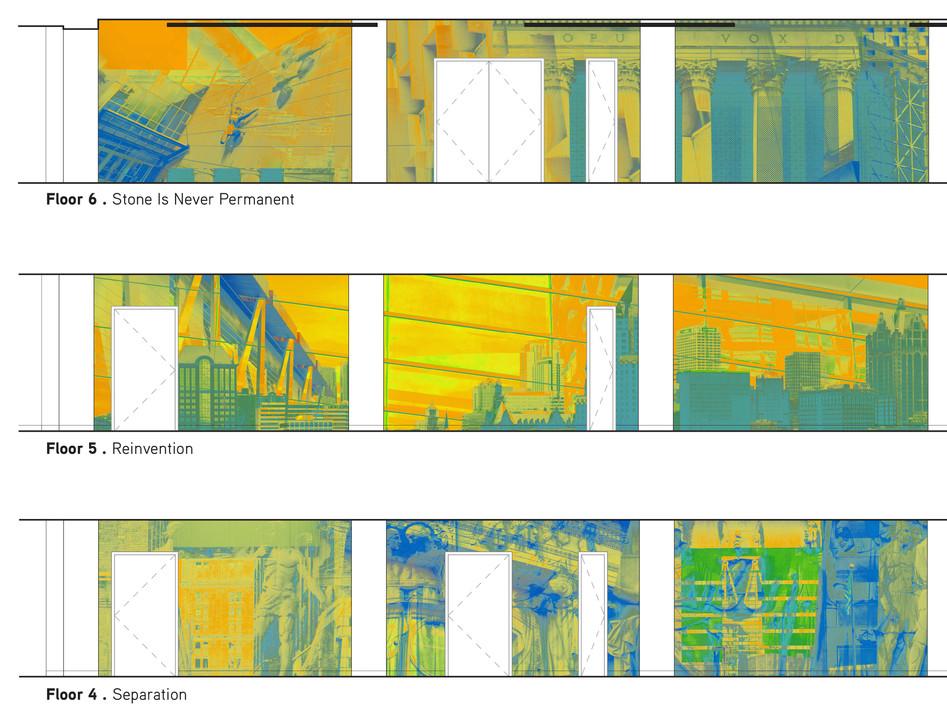 MATC mural elevations