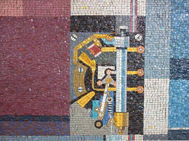 Mosaic Left