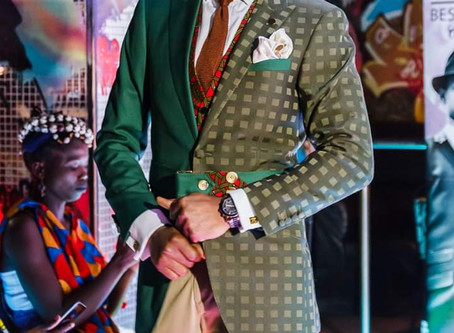 Kwame Koranteng   Fashion Show Behind the Scenes   Modelling Lifestyle