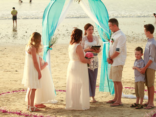 "Behind the scenes of a ""Simple"" Wedding or Vow Renewal…"