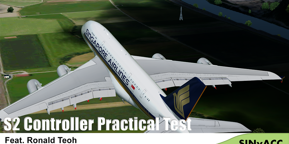 S2 Controller Practical Test - Ronald Teoh