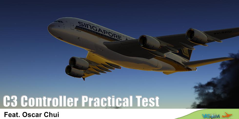 C3 Controller Practical Test - Oscar Chui