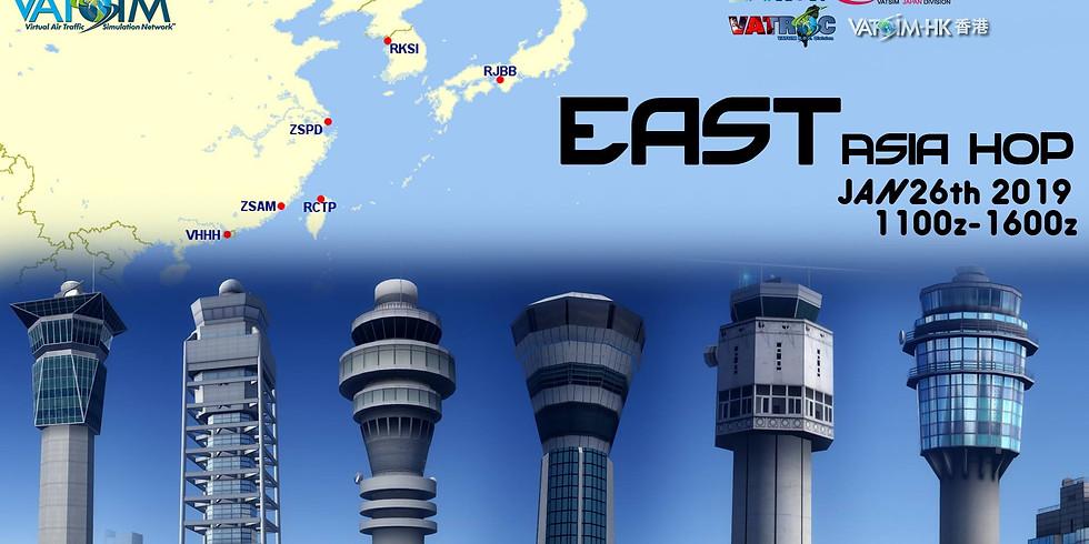 East Asia Hop