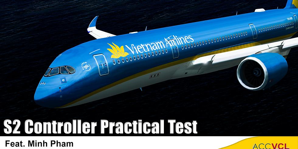 S2 Controller Practical Test - Minh Pham