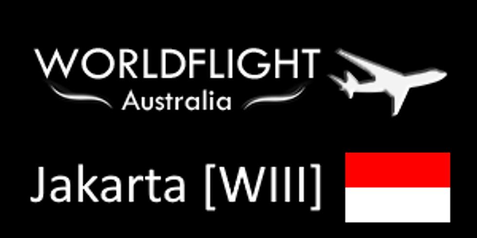 WorldFlight - Jakarta [WIII]